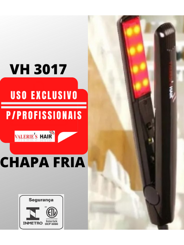"CHAPA FRIA VH3017 - ""PRODUTO PARA USO PROFISSIONAL"""