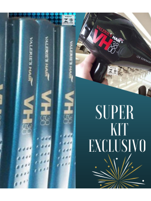 SUPER KIT EXCLUSIVO VH3800 110v VH3050